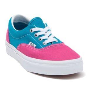 New Vans Era Colorblock Sneaker in women's 7.5